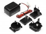#113684 8.4V 7-Cell NiMH AC Charger With Tamiya Connector (Multi-Region)