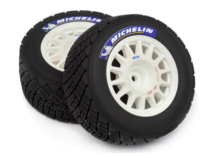 Used Japanese Engines >> #113850 WR8 RALLY OFF-ROAD WHEEL/TIRE SET (WHITE/2PCS)