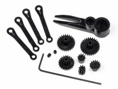 HIGH SPEED GEARS/STABILITY ADJUSTMENT SET