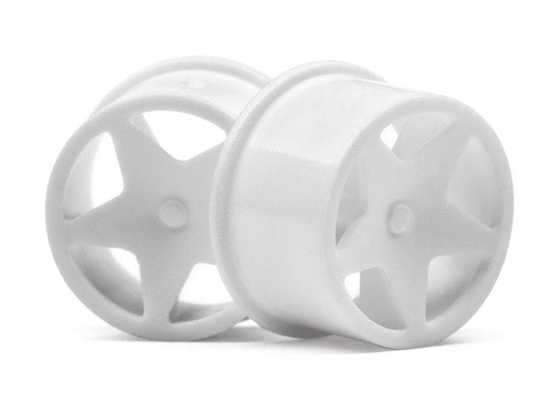 HPI Racing Super Star Black Wheel Set Q32 4pcs HPI114276