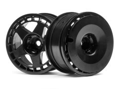 FIFTEEN52 TURBOMAC WHEEL BLACK (26MM/2PCS)