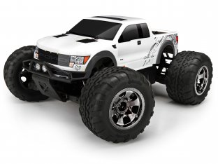 #115125 - Savage XS Flux Ford F-150 SVT Raptor