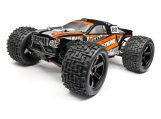 #115507 Trimmed & Painted Bullet 3.0 ST Body (Black) w/Decals