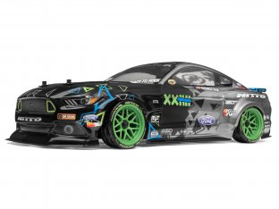 #115984 - RS4 Sport 3 Drift Vaughn Gittin Jr. Fun-Haver Ford Mustang RTR