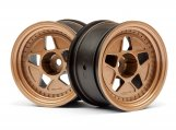 #116535 fifteen52 TARMAC R43 WHEEL 48X31mm (10mm OS/2PCS)