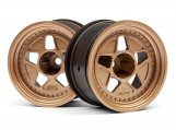 #116536 fifteen52 TARMAC R43 WHEEL 48X31mm (15mm OS/2PCS)