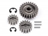 #116862 TRANSFER CASE GEAR SET