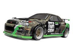 Micro RS4 Drift Fail Crew Nissan Skyline R34 GT-R