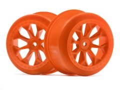 8-SHOT SC WHEEL (ORANGE/2PCS)