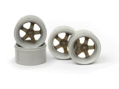 WORK MEISTER S1 WHEEL OLIVE (MICRO RS4/4PCS)