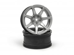7TWENTY STYLE55 WHEEL GUNMETAL (6MM/2PCS)