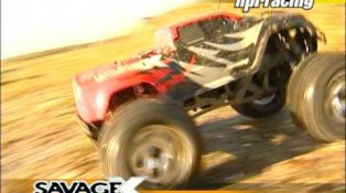 HPI TV Video: HPI SavageX RTR