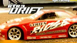 HPI TV Videos: HPI Nitro3 Drift RTR