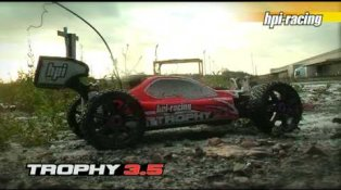 HPI TV Video: HPI Trophy 3.5 RTR