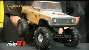 HPI TV Videos: HPI Crawlerking QuickLook
