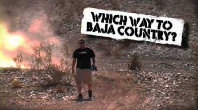 HPI TV Videos: BajaV2: Welcome to Baja Country