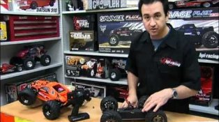 HPI TV Videos: Programming your HPI Bullet Flux