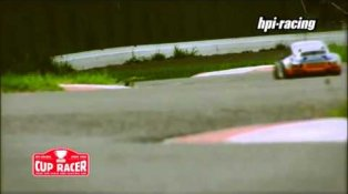 HPI TV Videos: Cup Racer PORSCHE 911 CARRERA RSR 2.8