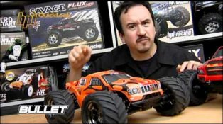 HPI TV Videos: HPI Bullet Range QuickLook