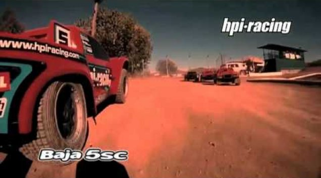 HPI TV视频: HPI Baja SC - Hottest Action Yet!