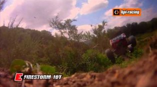 HPI TV Videos: HPI E-Firestorm RTR