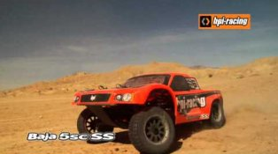 HPI TV Videos: HPI Baja 5SC SS