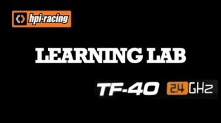 HPI TV Video: HPI Learning Lab - RF40