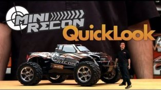HPI TV Videos: HPI Mini Recon QuickLook