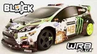 HPI TV Videos: HPI Racing presents: The Ken Block Edition WR8 Flux!