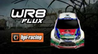 HPI TV Video: HPI WR8 Flux