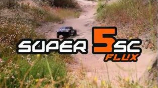 HPI TV Videos: HPI Super 5 SC Flux 1/5th Scale 4WD Truck!