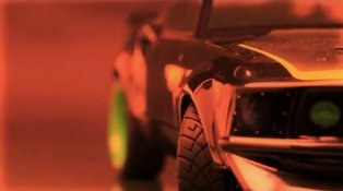 HPI TV Videos: Vaughn Gittin Jr. 1969 Ford Mustang RTR-X Sprint 2 Sport from HPI Racing