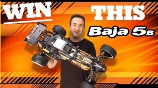 Видео HPI TV: Win an HPI Baja! - HPI HomeMovies 2013