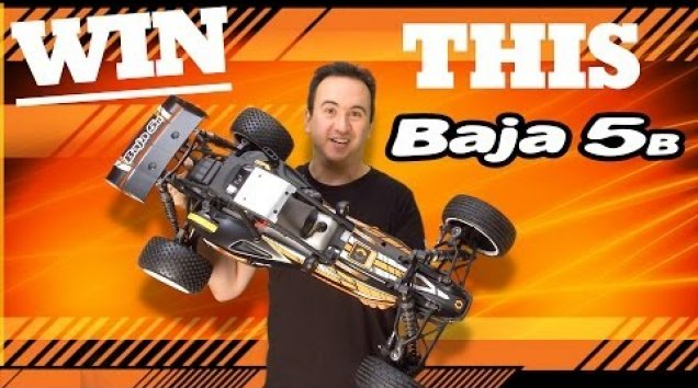 HPI TV Videos: Win an HPI Baja! - HPI HomeMovies 2013