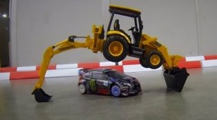 HPI TV Video: HPI Racing's Ken Block Micro Gymkhana