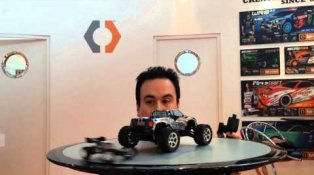 HPI TV Video: The tiniest HPI Baja? at Nürnberg Toy Fair 2014