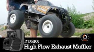 HPI TV Videos: HPI Savage XL Octane - Optional Muffler