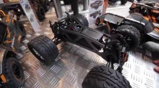 HPI TV Video: NEW HPI Jumpshot SC & ST @ Nuremberg Toy Fair 2016