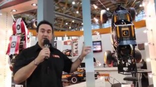 HPI TV Video: NEW HPI Baja Kraken RTR @ Nuremberg Toy Fair 2016