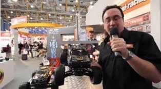 HPI TV Videos: NEW HPI Savage Octane V2 @ Nuremberg Toy Fair 2016