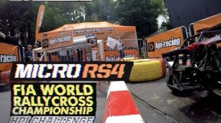HPI TV Videos: HPI Micro RS4 World RX Challenge @ Lydden Hill