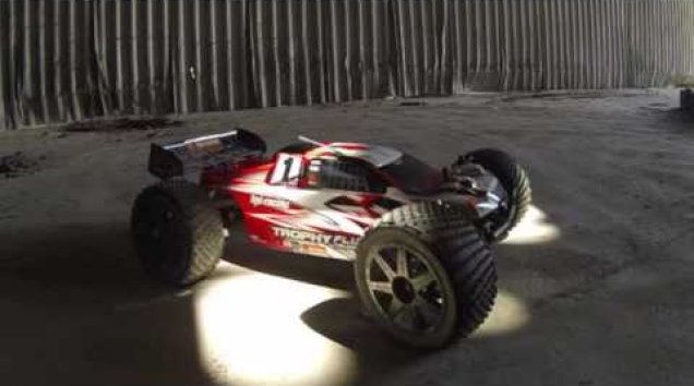 HPI TV Videos: HPI Trophy Truggy FLUX