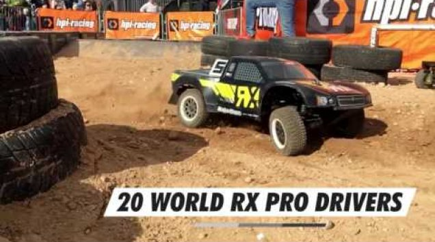 Видео HPI TV: RIGA RECAP: FIA World RX x Baja SC Fast Lap Showdown
