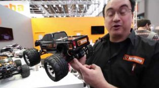 HPI TV Video: HPI @ NBG 2017: Jumpshot MT Fuzion!