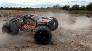 HPI TV Video: HPI Racing Bullet NITRO & FLUX Action