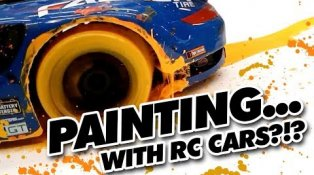 HPI TV Videos: Fine Art Meets RC - PopBangColour // HPI Racing