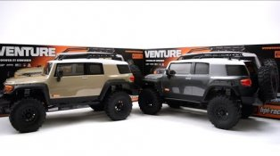 HPI TV Videos: HPI RACING Venture FJ Cruiser - What's in the box?