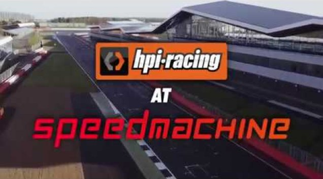 HPI TV Video: Speedmachine @Silverstone: HPI RC with a Dash of World Rallycross!