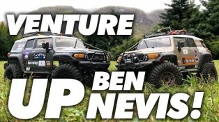 Видео HPI TV: HPI Racing - The Ben Nevis adVENTURE!