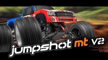 HPI Racing Jumpshot Monster Truck V2!!